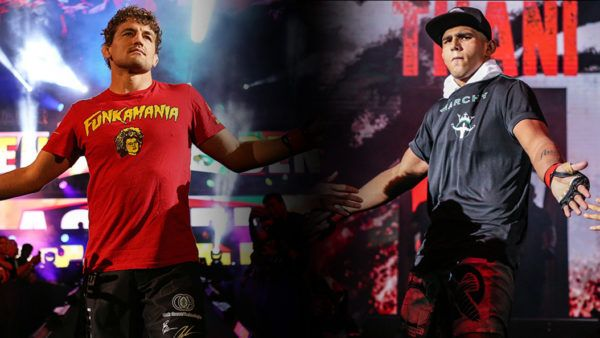 The Definitive Ben Askren VS Agilan Thani Preview