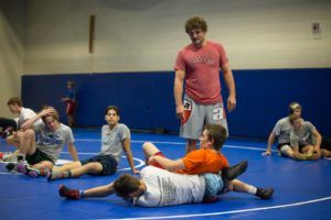 Ben Askren Inspires Youths Daily At His Wrestling Academy
