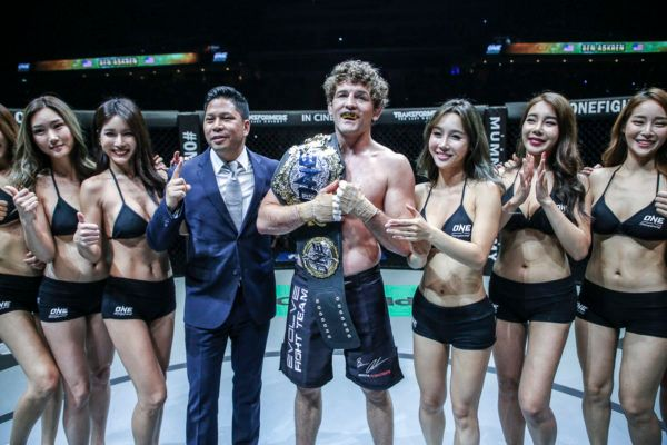 Ben Askren Defends Belt, Ends Agilan Thani's Unbeaten Streak