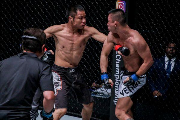 Jeremy Meciaz VS Chen Lei