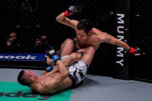 Full Fight: Jeremy Meciaz VS Chen Lei