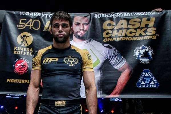 What Is Garry Tonon's Favorite Submission In ONE Championship?