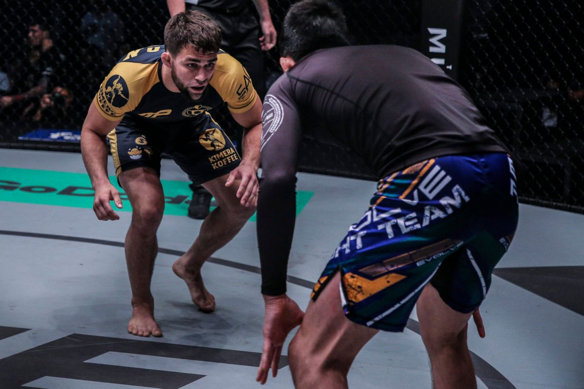American Grappling Superstar Garry Tonon Signs With ONE Championship