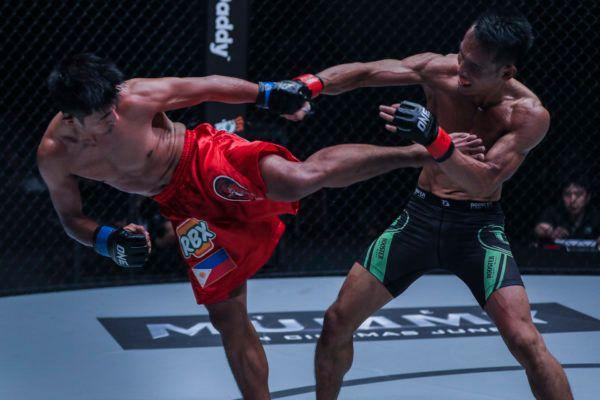 Geje Eustaquio Takes Split Decision Win In Rematch
