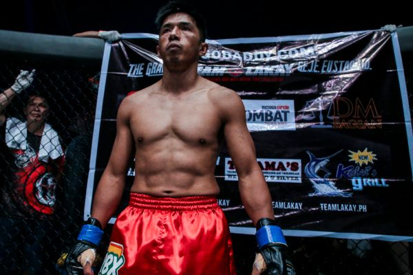 Geje Eustaquio Ready For Biggest Challenge Of His Career