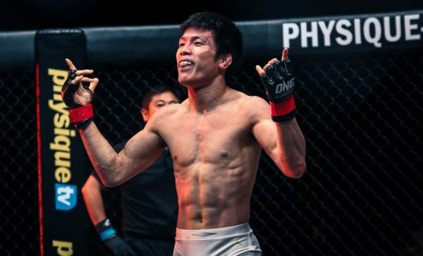 Full Match Replay: Shinya Aoki VS Kamal Shalorus