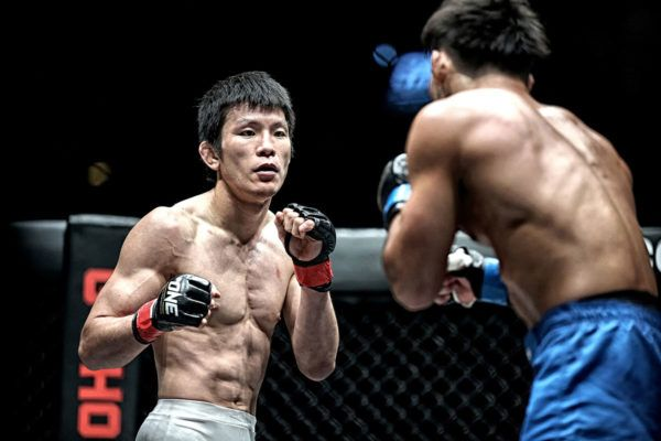 Koji Ando VS Shinya Aoki