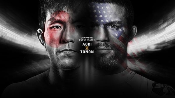 5 Things To Look Out For During The Aoki-Tonon Submission Showdown