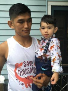 Real-Life Superdads Vitaly Bigdash And Aung La N Sang