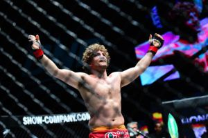 ONE World Champions Pay Tribute To Ben Askren