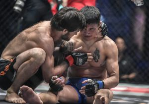 Marat Gafurov's Amazing Show Of Respect