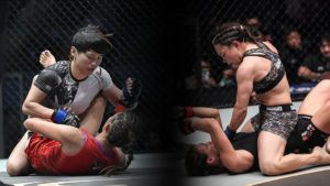 Jenny Huang VS Mei Yamaguchi Just Might Steal The Show In Yangon