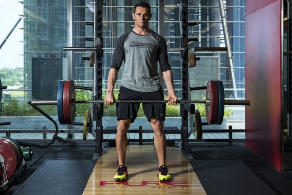 Become As Strong As Rich Franklin With Two Simple Exercises