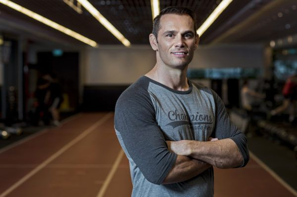Get Ripped With Rich Franklin's Home Workout Plan