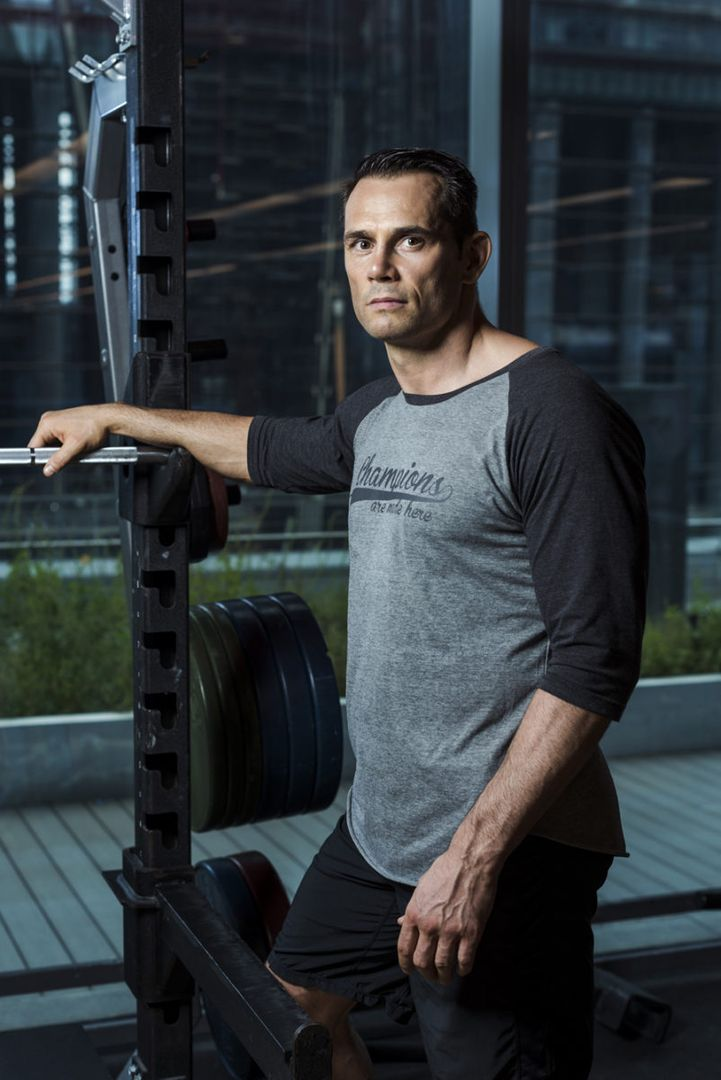 875292df848e2 Rich Franklin's 4 Top Tips For Arms Of Iron | ONE Championship - The Home  Of Martial Arts