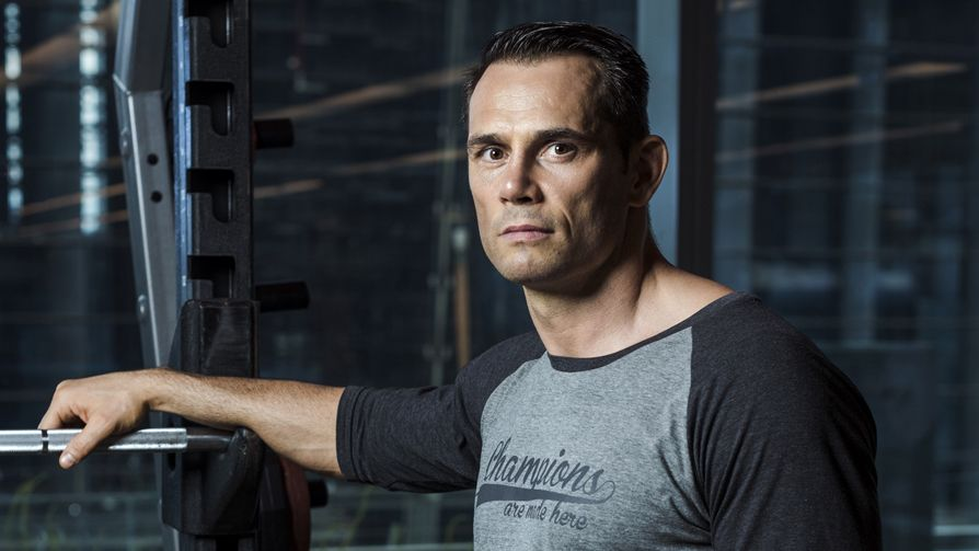 Get Ripped With Rich Franklin's Home Workout Plan | ONE