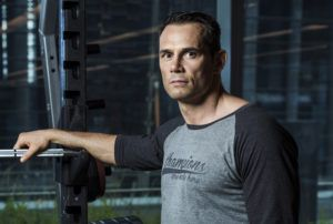 Rich Franklin's 4 Top Tips For Arms Of Iron