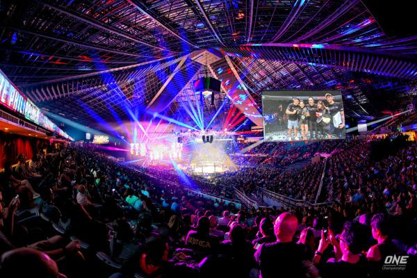 ONE Championship Announces Partnership With Mediacorp