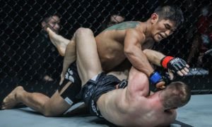 "Aung La N Sang: ""I Am Going To Win By TKO"""