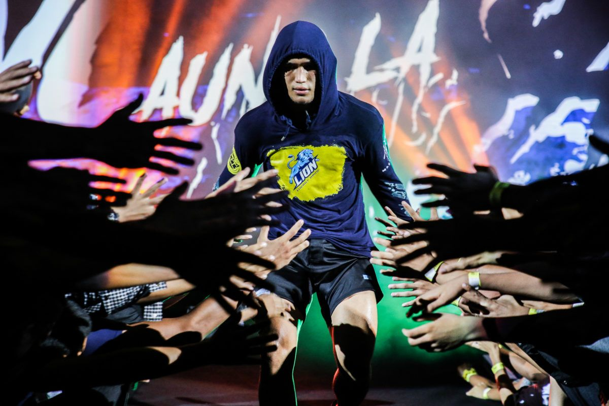 Aung La N Sang Remembers His Favorite Victory In ONE Championship