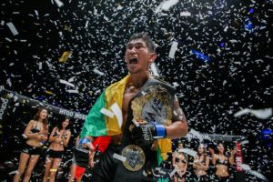 ONE Middleweight World Title Bout Tops ONE's Yangon Return