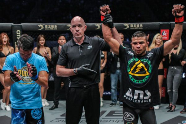 Bibiano Fernandes' 4 Most Impressive Performances In ONE Championship