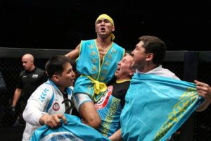 How Kairat Akhmetov Became The Most Successful Flyweight In The World