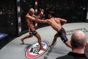 Koji Ando VS Roger Huerta