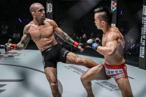 Dae Hwan Kim VS Leandro Issa