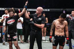 Marat Gafurov Looks Back At His First Win Over Martin Nguyen