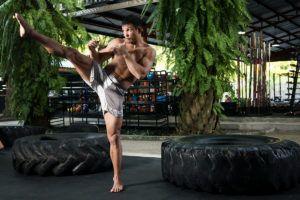 Timofey Nastyukhin's Martial Arts Pedigree