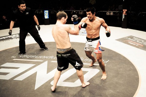 Jens Pulver VS Eric Kelly