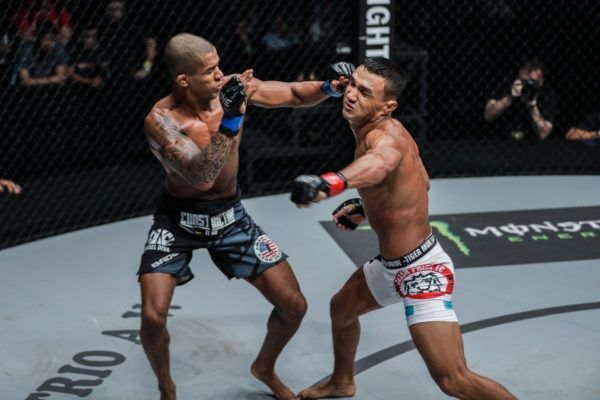 Adriano Moraes Reclaimed His Belt With Authority
