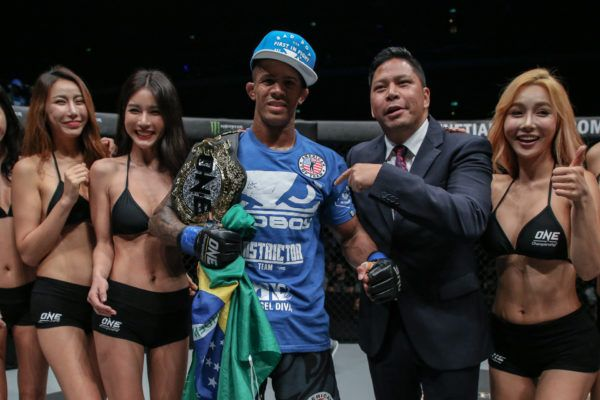 Flyweight King Adriano Moraes Never Gave Up On His Dreams