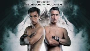 Kevin Belingon VS Reece McLaren Is A Potential Show-Stealer
