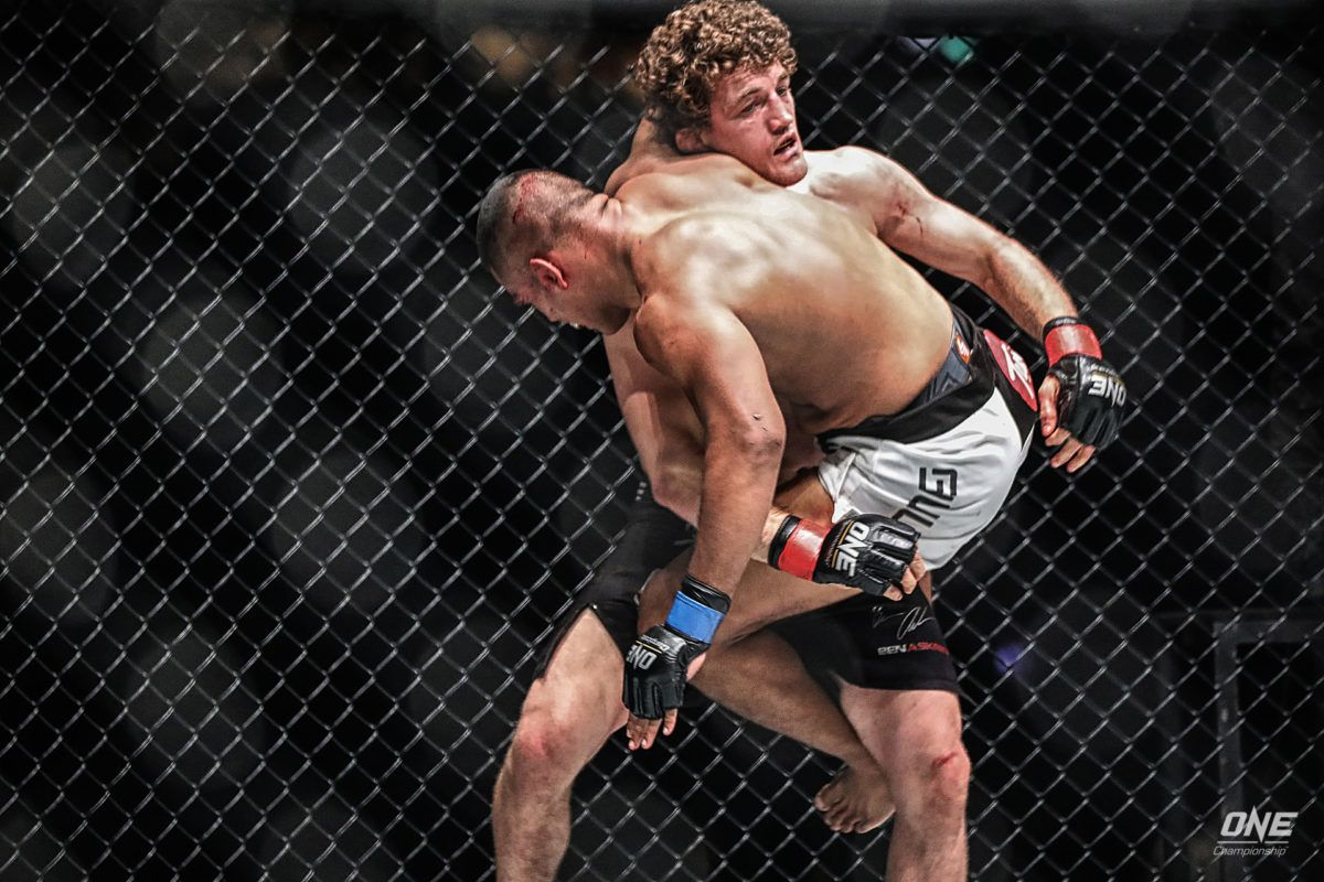 Ben Askren Is Not Taking Zebaztian Kadestam For Granted