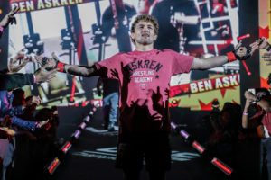 Ben Askren's 4-Step Secret To Success