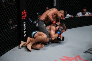 Bibiano Fernandes Continues Dominant Run, Submits Andrew Leone