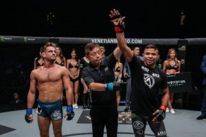 Bibiano Fernandes Submits Andrew Leone To Remain ONE Bantamweight World Champion