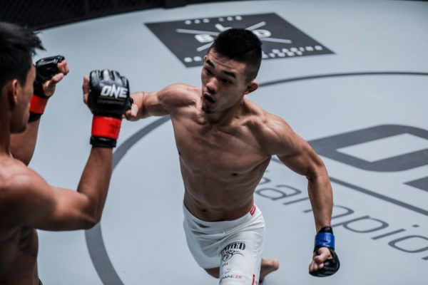 "Christian Lee: ""I Am The Future Of This Division"""