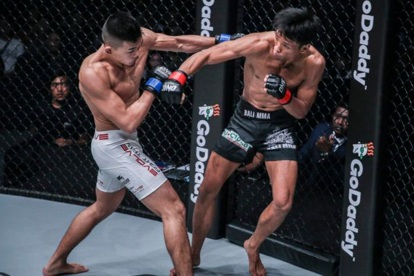 Full Match Replay: Christian Lee VS Keanu Subba