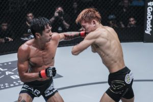 Gianni Subba Dazzles Home Crowd, Defeats Riku Shibuya
