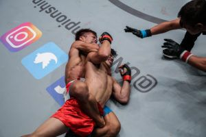 Hayato Suzuki Impresses in Promotional Debut, Taps Joshua Pacio In The First