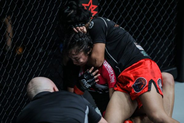 Jomary Torres Stops Rika Ishige's Meteoric Rise In Macao