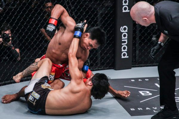 Kevin Belingon Scores Another Thunderous First-Round Knockout