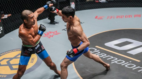5 Fantastic Finishes By The Heroes Of ONE CHAMPIONSHIP: SHANGHAI