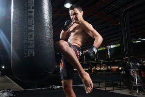 Kairat Akhmetov Has Added Elite Muay Thai To His Arsenal