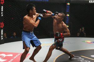 Adrian Mattheis' TKO Of Roso Nugroho
