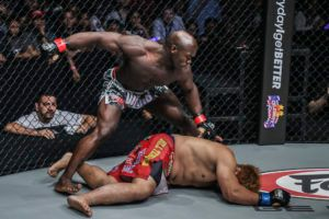 Alain Ngalani Records Fastest Knockout In ONE Heavyweight History