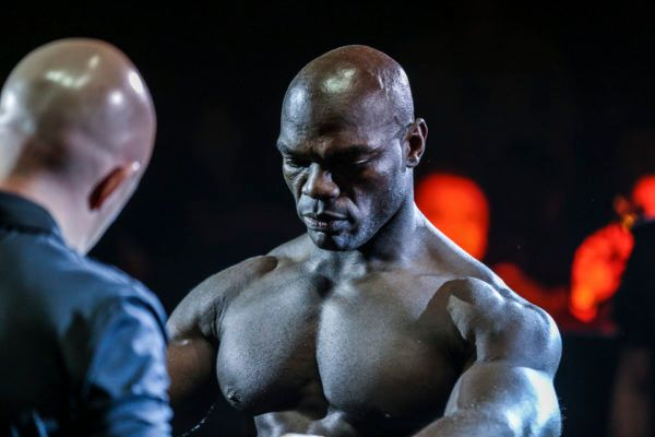 Alain Ngalani Once Held A Dangerous Job